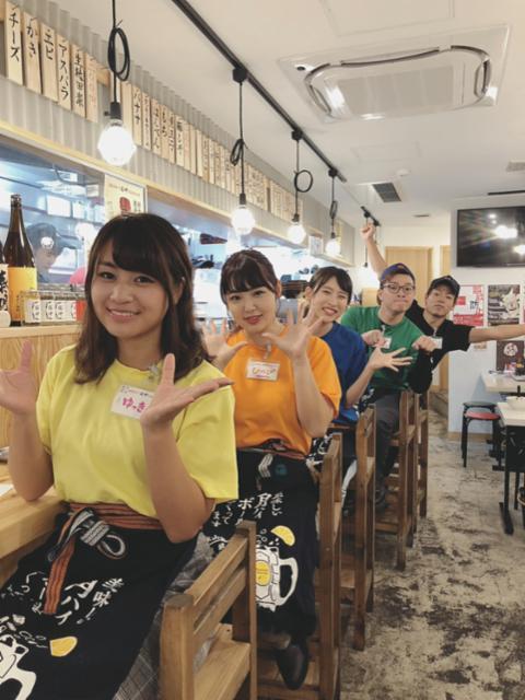 【正社員】串カツ田中 経堂店 ホール・キッチンスタッフの画像・写真